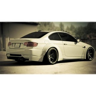 BMW E92 M3 fender flares front and rear, Liberty Style |...