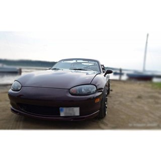 Mazda MX5 (NB) front skirts