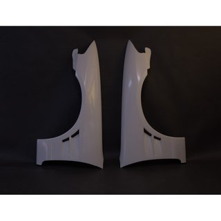 Nissan Skyline R33 front fender with air intake
