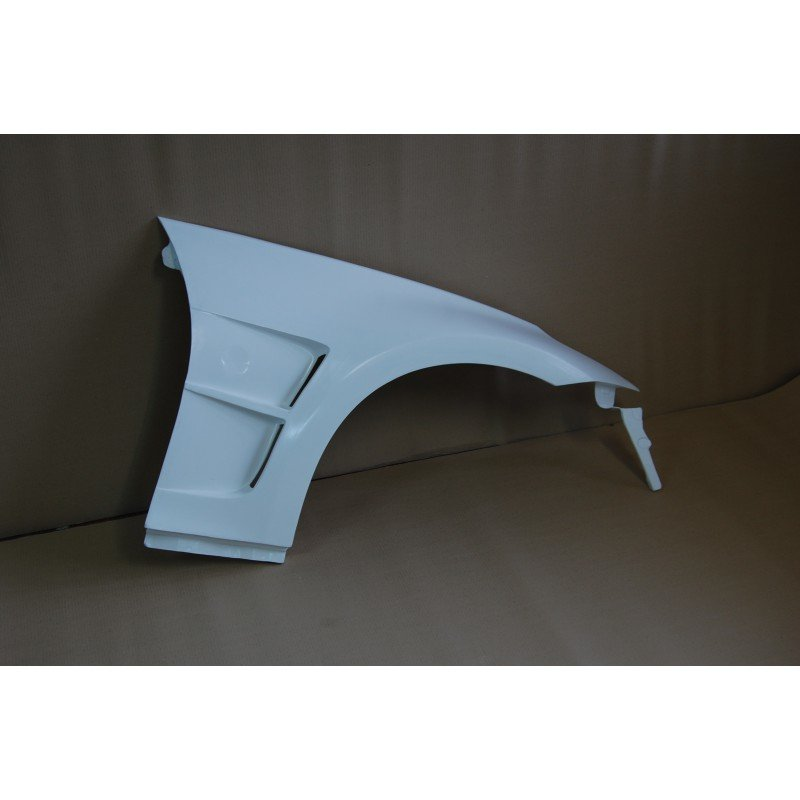 Nissan 370Z front fender with air intake | +25 mm