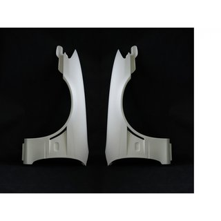 Nissan Silvia S15 front fender with air intake | +25 mm