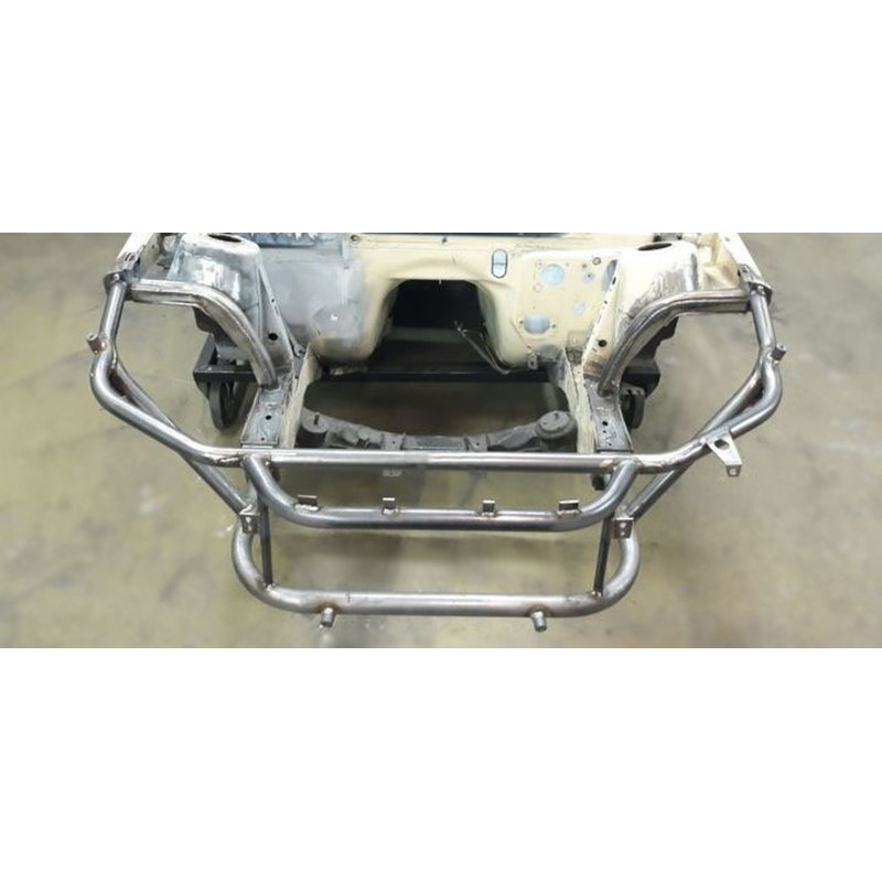 Construction frame BMW e46, front package